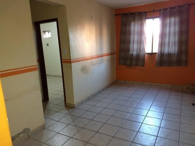 Troco Apartamento em Terreno
