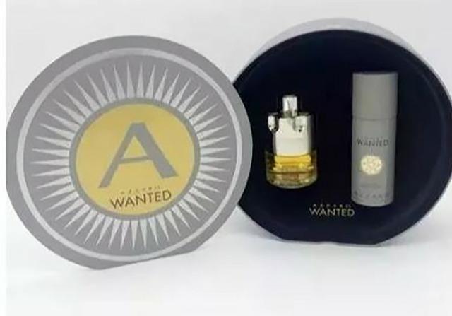 b3ca08c8f Perfume Azzaro Wanted Kit Masculino Edt 100ml + Desodorante 150ml Importado