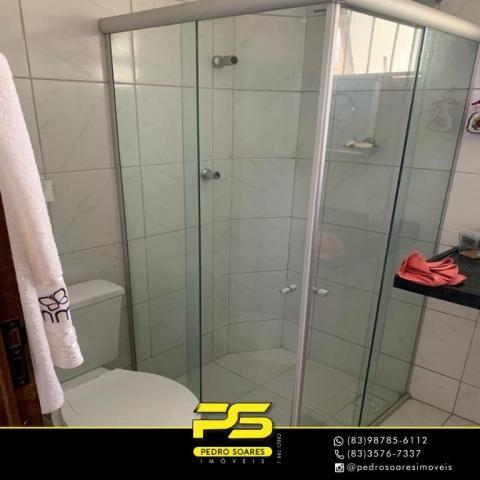 Apartamento com 3 dormitórios à venda, 60 m² por R$ 190.000 - Jardim Cidade Universitária  - Foto 3