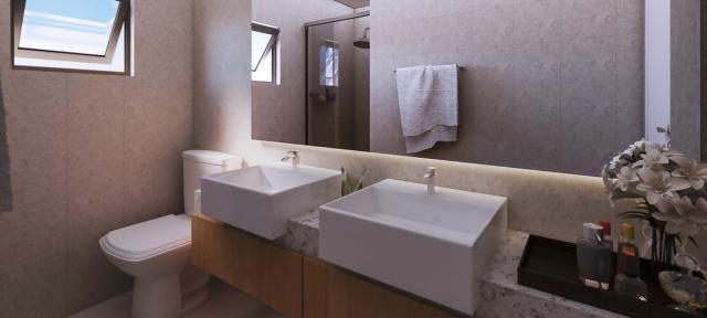 Residêncial Piemonte - Apartamento com 3 suítes e ótima localização no Jardim - Santo Andr - Foto 7