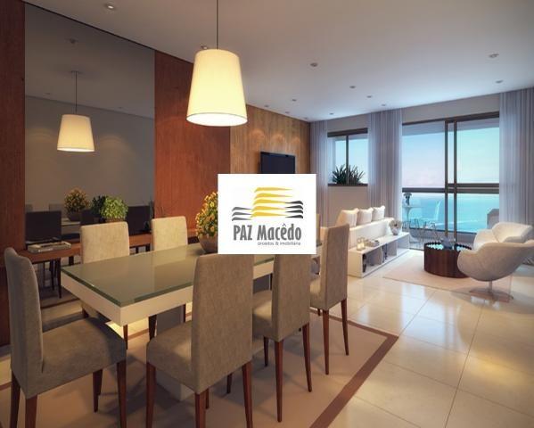 Apartamento Em Olinda 3 Quartos, 2 Suítes, 100m², Lazer Completo, 2 Vaga - Foto 3