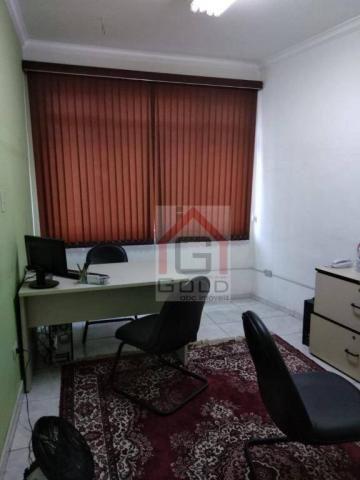 Sala para alugar, 40 m² por R$ 1.000/mês - Centro - Santo André/SP