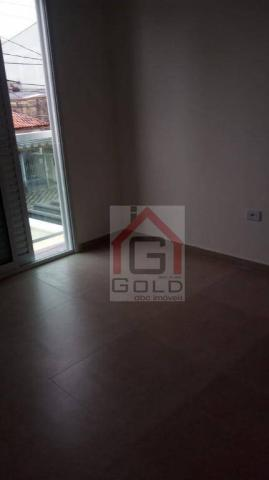 Sobrado com 2 dormitórios à venda, 70 m² por R$ 350.000 - Vila São Pedro - Santo André/SP - Foto 9