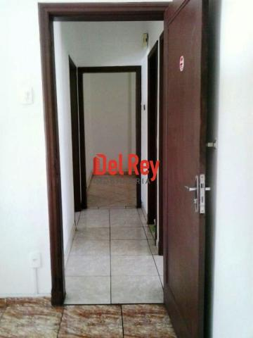 Apartamento à venda com 3 dormitórios em Barro preto, Belo horizonte cod:2433 - Foto 4