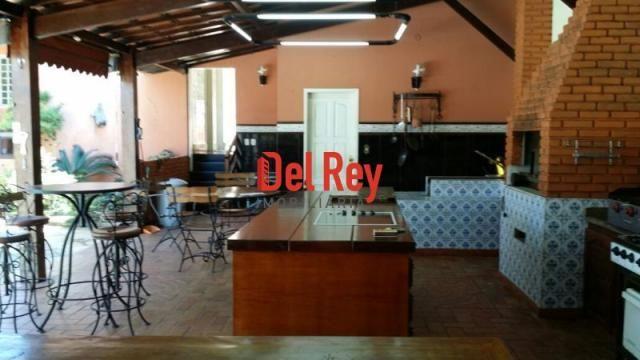 Casa à venda com 5 dormitórios em Ouro preto, Belo horizonte cod:2553 - Foto 5