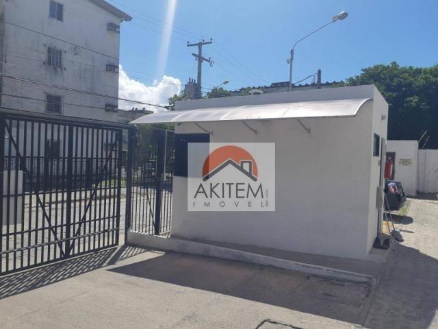 Apartamento com 2 dormitórios à venda, 53 m² por R$ 149.990,01 - Rio Doce - Olinda/PE - Foto 8