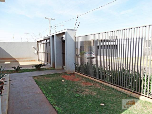 Vende-se casa com 150,41 m2 de laje, Bairro Green Ville ll ? Naviraí - MS - Foto 7