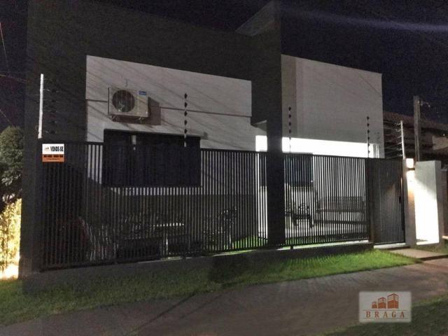 Casa com 2 dormitórios à venda, 106 m² por R$ 220.000,00 - Jardim Oasis - Navirai/MS - Foto 3