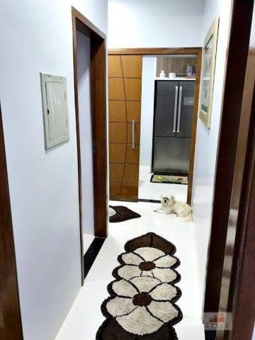 Casa com 2 dormitórios à venda, 106 m² por R$ 220.000,00 - Jardim Oasis - Navirai/MS - Foto 12