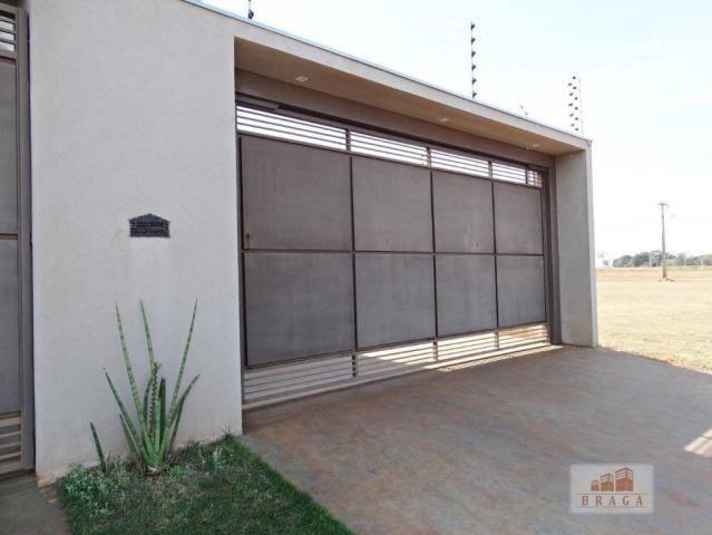 Vende-se casa com 150,41 m2 de laje, Bairro Green Ville ll ? Naviraí - MS - Foto 5