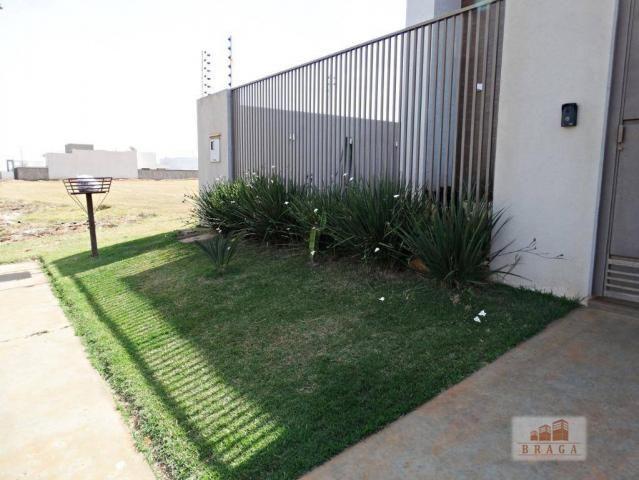 Vende-se casa com 150,41 m2 de laje, Bairro Green Ville ll ? Naviraí - MS - Foto 4