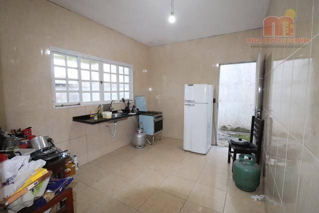 Casa com 3 dormitórios à venda, 140 m² por R$ 230.000,00 - Estância Balneária Maria Helena - Foto 5