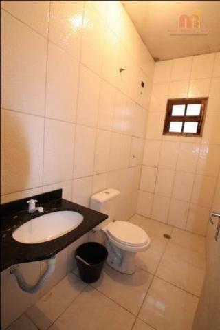 Casa com 3 dormitórios à venda, 140 m² por R$ 230.000,00 - Estância Balneária Maria Helena - Foto 11