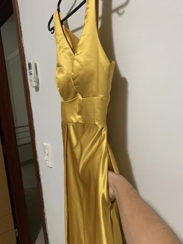 Vestido longo para festas - Foto 4