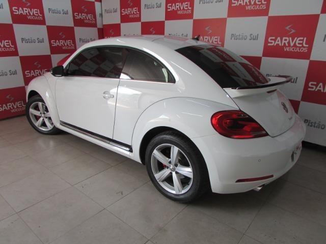 Volkswagen Fusca TSI 2.0 automático, banco de couro, único dono. Confira! - Foto 3