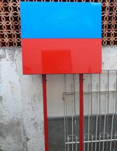Placa 2,20 x 80 x 72 x 16x cm