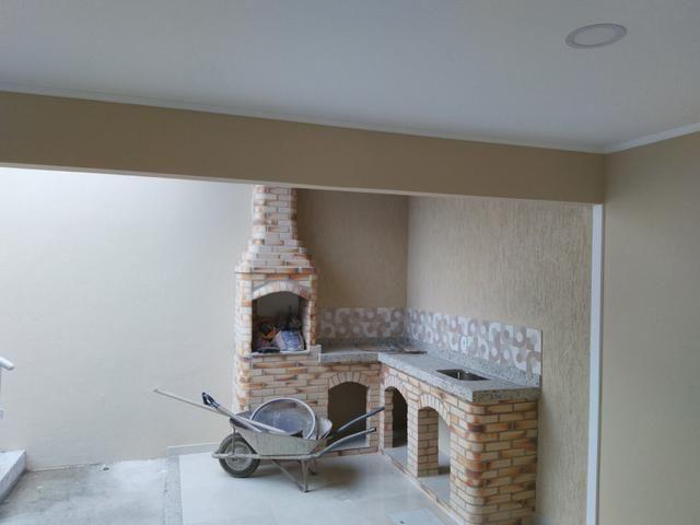 Excelente casa em condomínio do lado atacadão havan com visita privilegiada - Foto 6