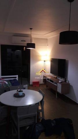 Apartamento com 1 dormitório à venda, 53 m² por R$ 170.000,00 - Canto do Forte - Praia Gra - Foto 9