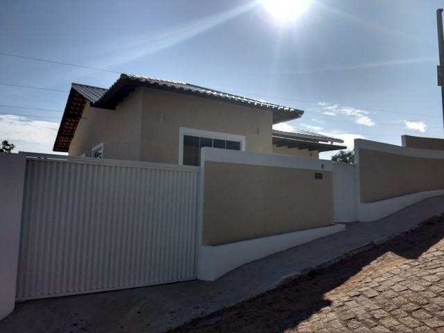 Excelente casa em condomínio do lado atacadão havan com visita privilegiada - Foto 3