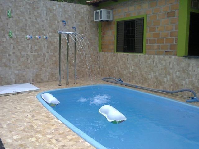 Aluga-se casa para temporada de carnaval em Aruana com 5 quartos 3 suítes e piscina ! - Foto 5