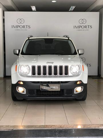Jeep Renegade 2016/2017 limeted