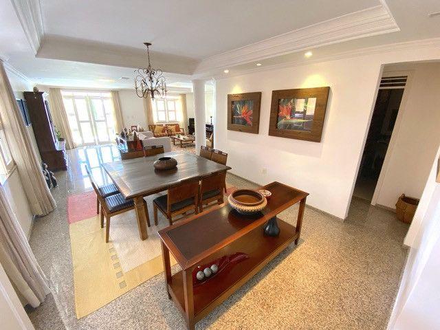Casa duplex 500m² com 4 suítes máster 5 Vagas Cobertas. De Lourdes (Dunas) Fortaleza - CE - Foto 12