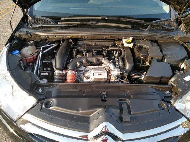 Citroen C4 Lounge 1.6 Origine 16V Turbo FLEX 4P Automático - Foto 10