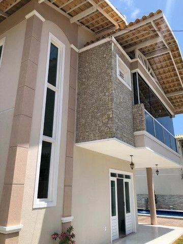 CD 017, Sapiranga, Casa duplex com 05 quartos, 03 vagas, 250 m2, piscina - Foto 2