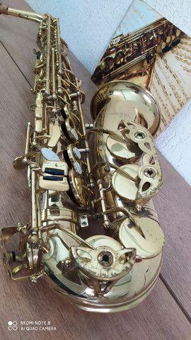 Sax alto vogga usado revisado completo  - Foto 4