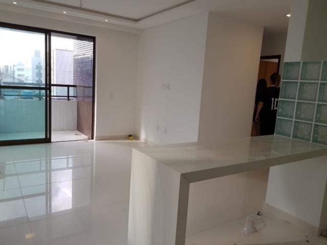 Apartamento à venda com 3 dormitórios em Bancários, João pessoa cod:007197 - Foto 9
