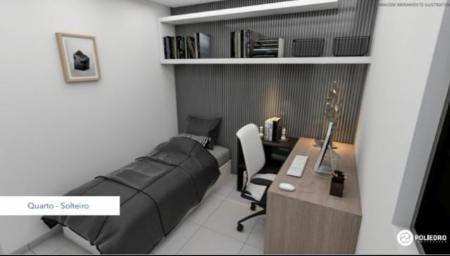 Apartamento à venda com 2 dormitórios em Paratibe, João pessoa cod:007110 - Foto 6