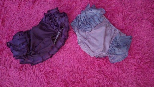 Lindos vestidos e calcinhas infantis - Foto 3