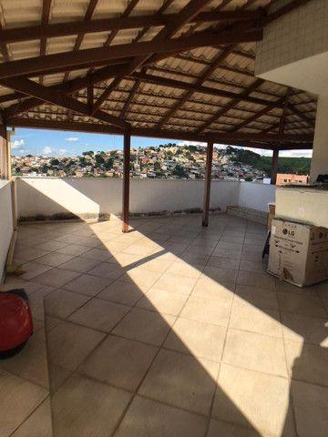 Cobertura à venda com 2 dormitórios em Pindorama, Belo horizonte cod:9222 - Foto 3