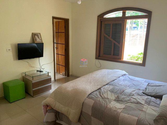 Sobrado para aluguel, 4 quartos, 2 suítes, 3 vagas, Jardim do Mar - São Bernardo do Campo/ - Foto 10