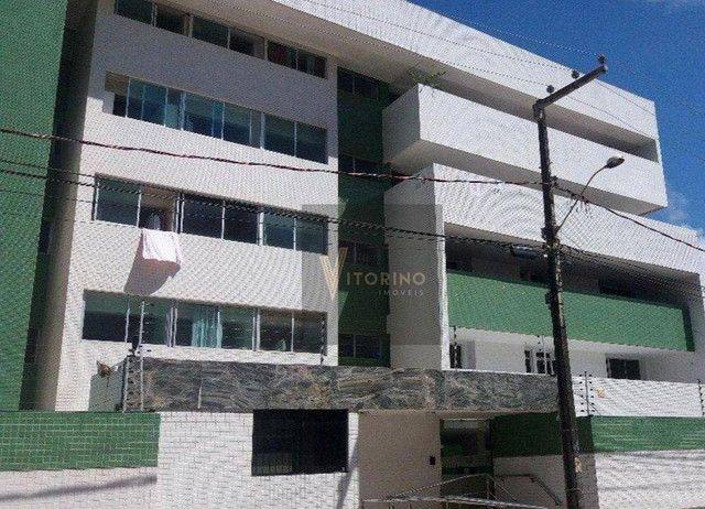 Apartamento com 3 dormitórios à venda, 157 m² por R$ 410.000,00 - Jardim Oceania - João Pe
