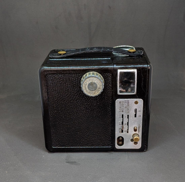 Linda câmera fotográfica antiga - Foto 2