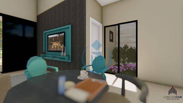 Casa com 1 dormitório à venda, 73 m² por R$ 250.000,00 - Loteamento Don Giovanni - Foz do  - Foto 10