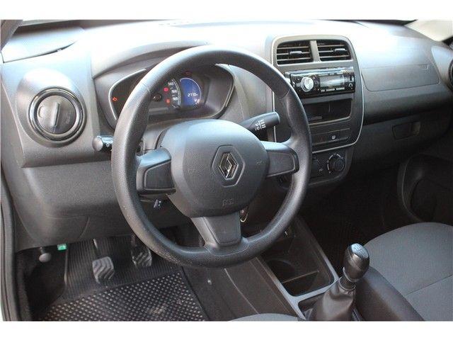 Renault Kwid 2020 1.0 12v sce flex life manual - Foto 9