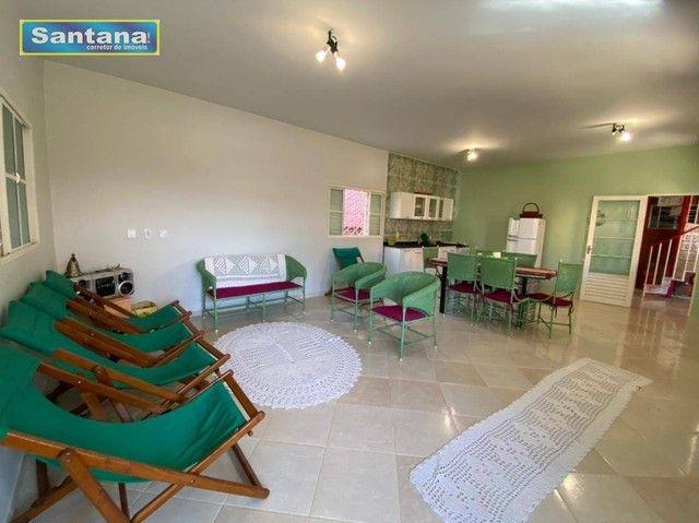 Chale de Laje com 4 dormitórios todos suites, à venda, 165 m² por R$ 250.000 - Mansões das - Foto 8