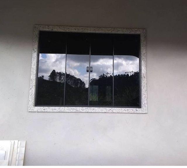FECHAMENTO DE VARANDA EM VIDRO BLINDEX - Foto 4