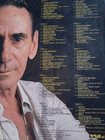 Disco de vinil: Coleção do Nelson Gonçalves  - Foto 5
