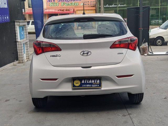 Hyundai HB 20 Confort 1.0 2015  - Foto 6