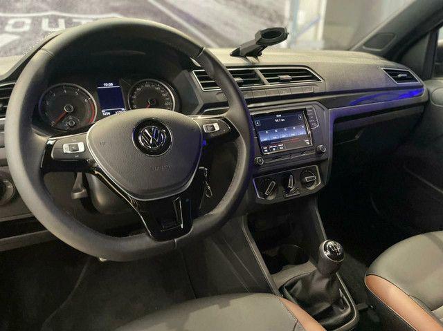 VW VOLKSWAGEN SAVEIRO CROSS CD 1.6 FLEX MT 20-21  - Foto 11