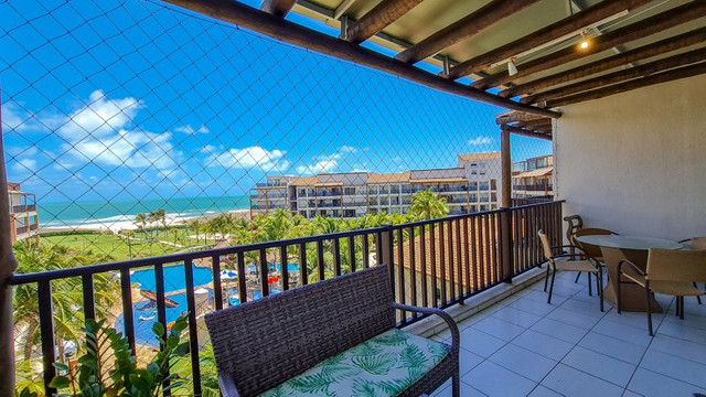 Beach Living - Cobertura á Venda com 4 quartos, 1 vaga, 206m² (CO0029) - Foto 7
