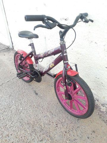 Bicicleta aro 16feminina nois entregar