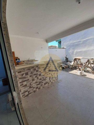 Atlântica imóveis tem linda casa com 3 dormitórios para venda no bairro Verdes Mares em Ri - Foto 17