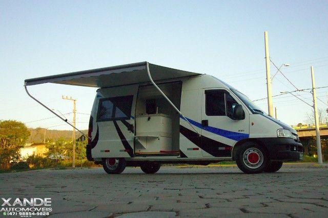 Box 2.3 completa Longa Motor Home Ano 2010 - Foto 8