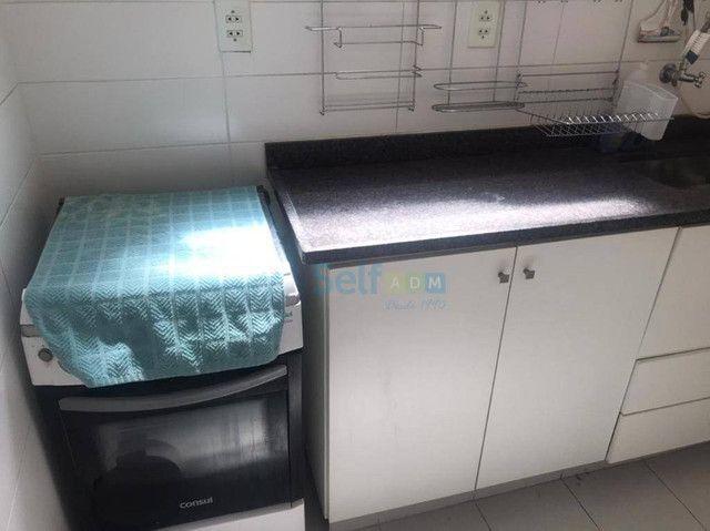 Apartamento com 2 dormitórios para alugar, 50 m² - Icaraí - Niterói/RJ - Foto 16