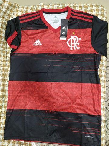 Camisa do Flamengo - Foto 2