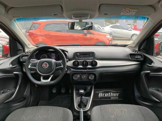 Fiat Cronos 1.3  2019  Único Dono - Foto 5